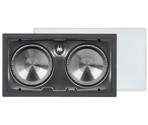 "Episode Signature 1500 Series Dual 6"" Thin Bezel In-Wall LCR Speaker (Each)"