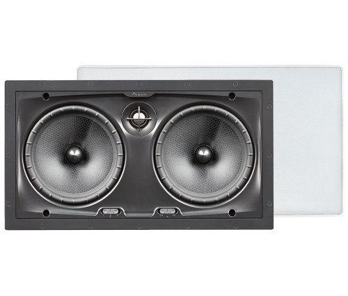 "Episode Signature 1700 Series Dual 6"" Thin Bezel In-Wall LCR Speaker (Each)"