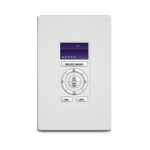 RTI RKM-1+ Multiroom Audio Keypad with LED Display