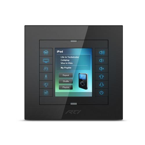 "RTI KX2 2.8"" Color Touchscreen PoE Keypad"