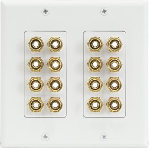 Pro.2 7.1 Channel Speaker Wall plate