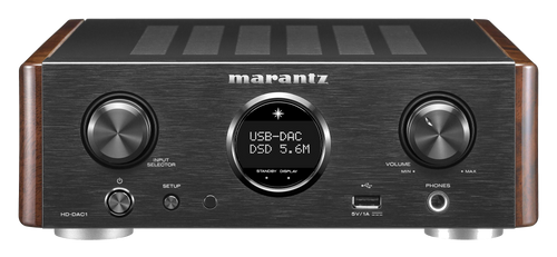 Marantz HD-DAC1 Compacxt DAC / Headphone Amplifier