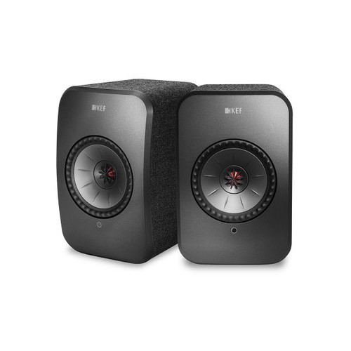 KEF LSX Wireless Bookshelf Speakers (Pair)