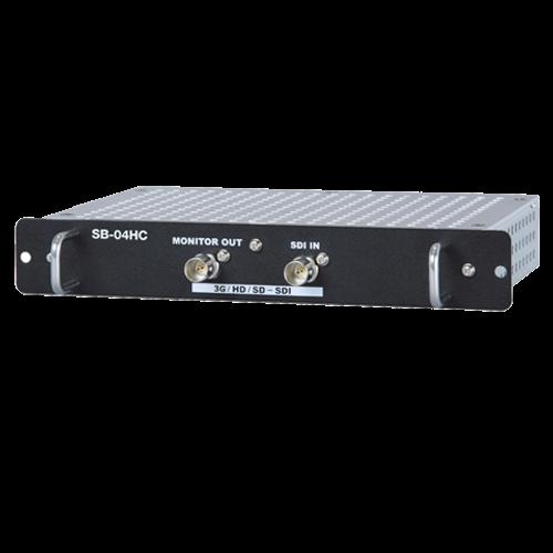 NEC 3G/HD/HD-SDI Input OPS Module
