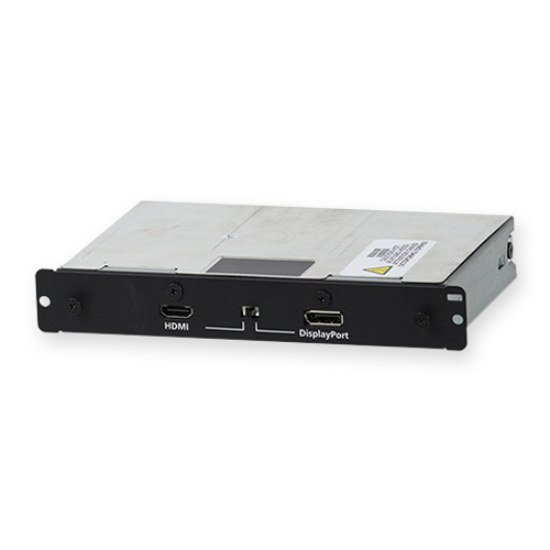 NEC HDMI 2.0 / DisplayPort 1.2 OPS Module