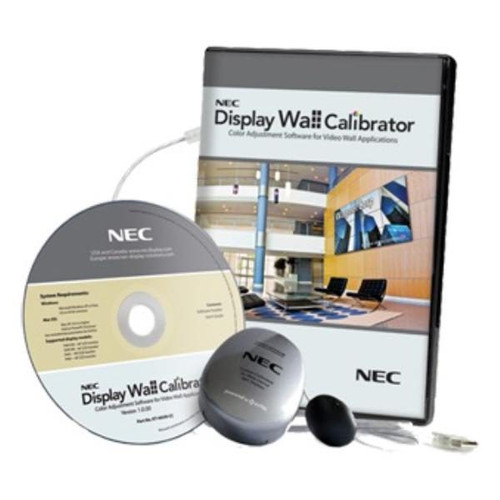 NEC Video Wall Calibration Kit
