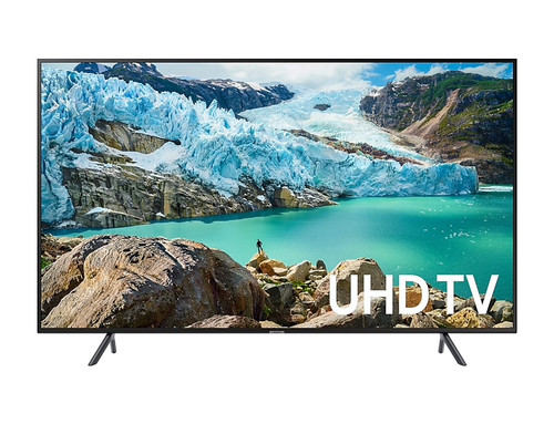 "Samsung RU7100 4K UHD 100Hz HDR10+ Slim Smart TV (43"" - 75"")"
