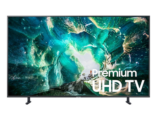 "Samsung RU8000 4K UHD 200Hz HDR10+ Slim Smart TV (55"", 65"")"