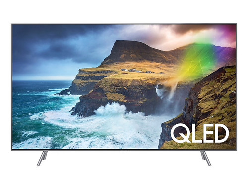 "Samsung Q75R 4K UHD 200Hz HDR10+ Slim Bezel QLED Smart TV (55"", 65"", 75"")"