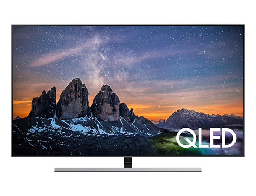 "Samsung Q80R 4K UHD 200Hz HDR10+ Slim Bezel QLED Smart TV (55"", 65"", 75"")"