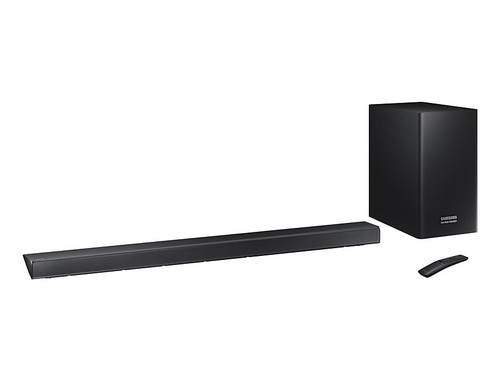 Samsung HW-Q60R 360W 5.1-Ch Panoramic Soundbar With Wireless Subwoofer