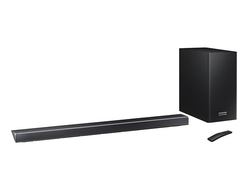 Samsung HW-Q70R 330W 3.1.2-Ch Atmos & DTS:X Soundbar With Wireless Subwoofer