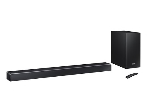 Samsung HW-Q80R 372W 5.1.2-Ch Atmos & DTS:X Soundbar With Wireless Subwoofer