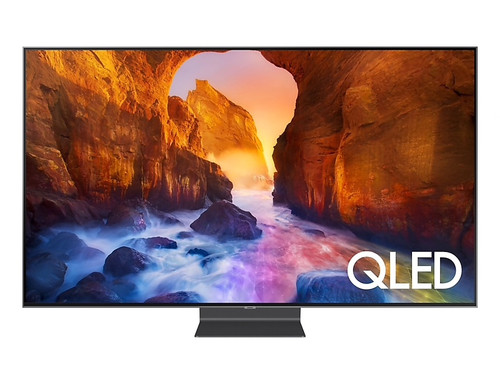 "Samsung Q90R 4K UHD 200Hz HDR10+ Slim Bezel QLED Smart TV (65"", 75"", 82"")"
