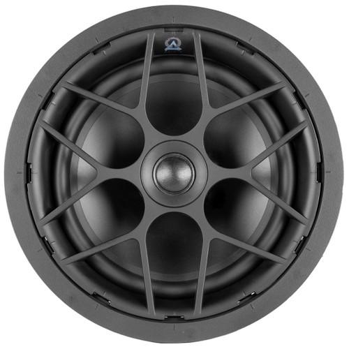 """Origin Acoustics Transformer D81T 8"""" Poly 70/100V In-Ceiling Speaker - 6 Pack"""