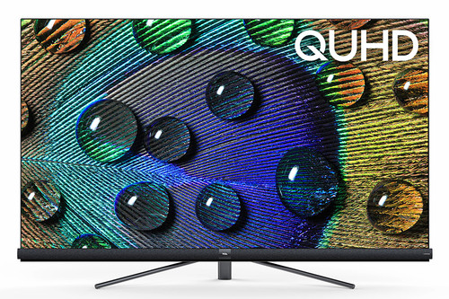 """TCL C8 Premium QUHD HDR LED Android TV with Onkyo Audio (55"""", 65"""", 75"""")"""