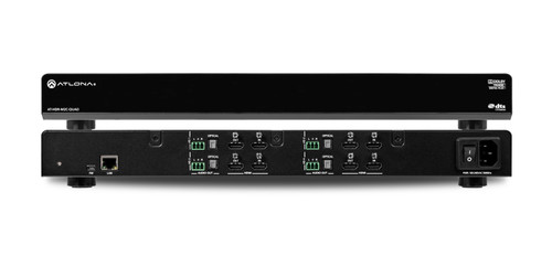 Atlona 4K HDR Multi-Channel Audio Converter