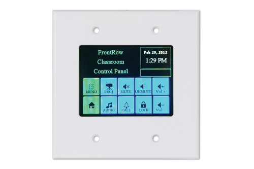 Frontrow CB6000 LCD Touch Screen Controller Panel