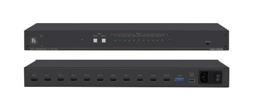 Kramer VM-10H2 1:10 1RU 4K60 HDR HDMI Distribution Amplifier