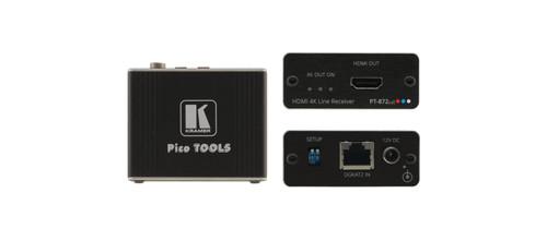 Kramer PT-872XR 4K60 HDR HDMI PoC Receiver Over DGKat 2.0 (60m)