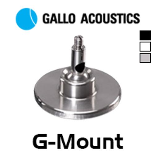 Gallo Acoustics G-Mount Nucleus Micro & A'Diva Wall Mount (Each)