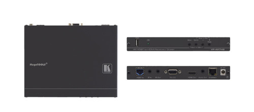 Kramer VP-427H2 HDBaseT to 4K60 HDMI / IR / Audio with Scaling