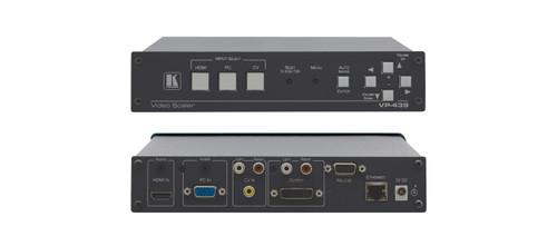Kramer VP-439 HDMI / VGA / AV to DVI Scaler
