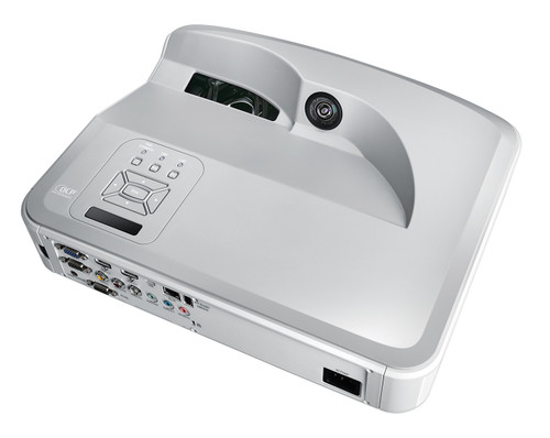 Optoma ZW400UST WXGA IP5X Bright Laser Ultra Short Throw DLP Projector