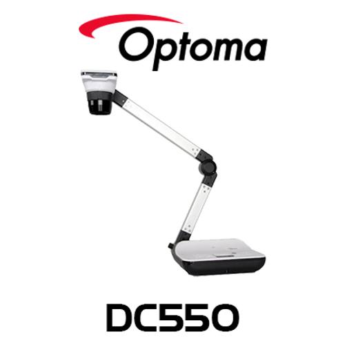 Optoma DC550 8MP 17x Optical Zoom Foldable Document Camera