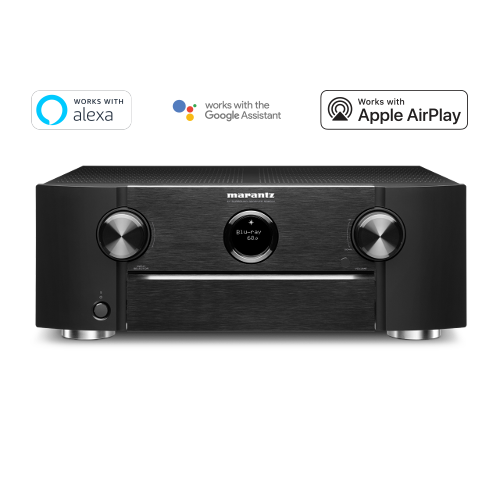 Marantz SR6014 9.2 Ultra HD AV Receiver with HEOS
