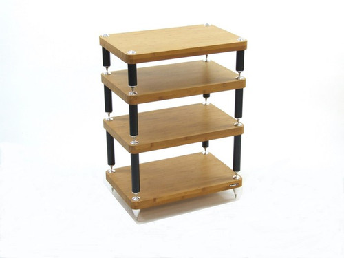 Atacama Evoque Eco 24-16 Design Edition 4 Shelf Hi-Fi Rack