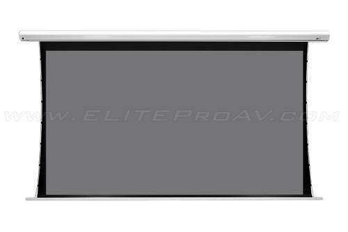 """Elite Screens Saker Tab-Tension CineGrey 5D Motorised Projection Screens (92-135"""")"""