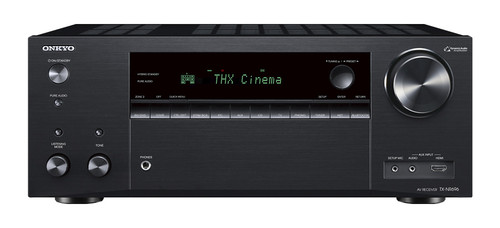 Onkyo TX-NR696 7.2-Channel THX, DTS:X & Dolby Atmos Network A/V Receiver