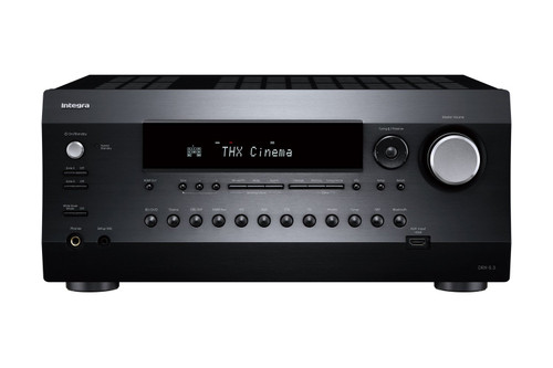 Integra DRX-5.3 9.2-Ch THX, IMAX Enhanced & Dolby Atmos Network AV Receiver