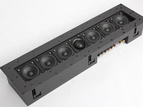 TDG Audio Skybar LCR Architectural In-Wall/Ceiling Soundbar (Each)