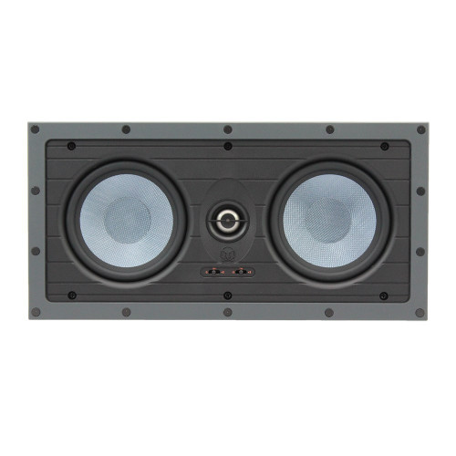 "TDG Audio NFLCR-53 Dual 5"" Kevlar In-Wall LCR Speaker (Each)"