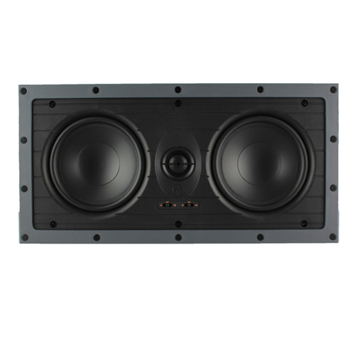 "TDG Audio NFLCR-51 Dual 5"" Poly In-Wall LCR Speaker (Each)"