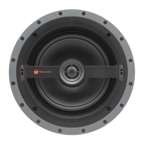 "TDG Audio NFC-81 8"" Poly Architectural In-Ceiling Speaker (Each)"