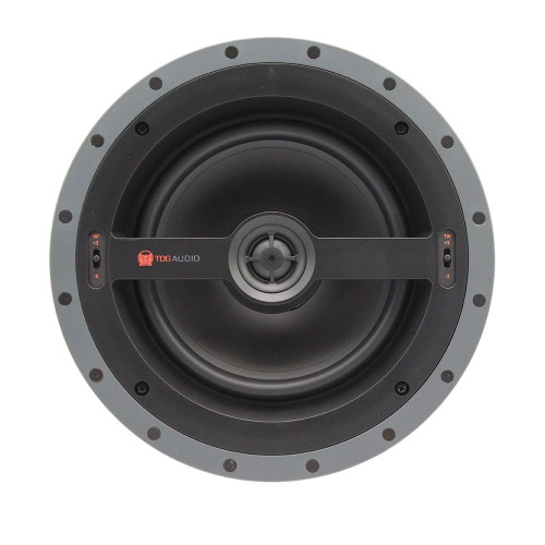 "TDG Audio NFC-81SST 8"" Poly STT In-Ceiling Speaker (Each)"