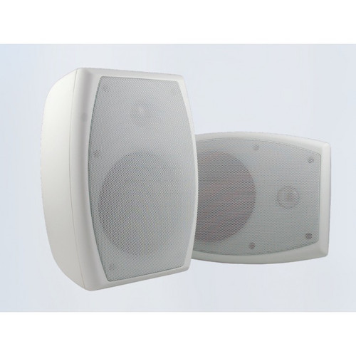 "Avico AOS237V 5.25"" 8 ohm 100V Indoor/Outdoor Speakers (Pair)"