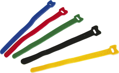 Doss Nylon Velcro Cable Ties (15 Pack)
