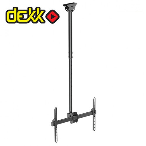 "Dekk 32""-55"" Tilt Pole Height Adjustable Flat Screen Ceiling Mount (1060-1560mm)"