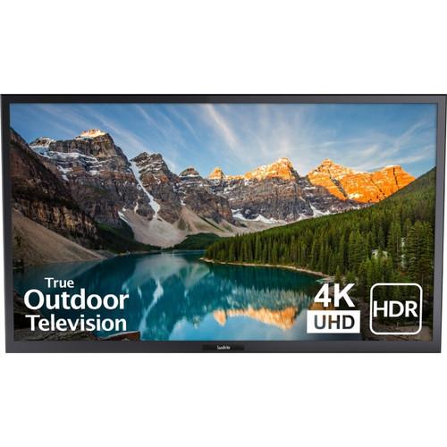 SunBriteTV Veranda 4K UHD HDR Weatherproof Outdoor Digital Signage