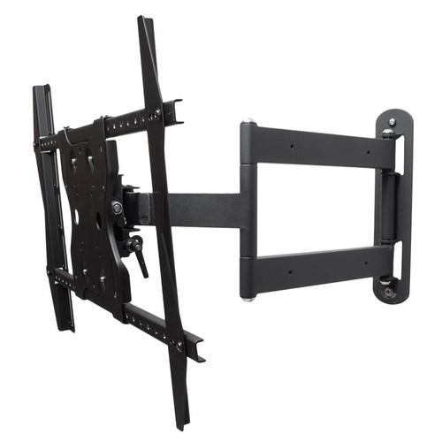 "SunBriteTV 43""-65"" Weatherproof Dual Arm Full Motion Outdoor TV Wall Mount"