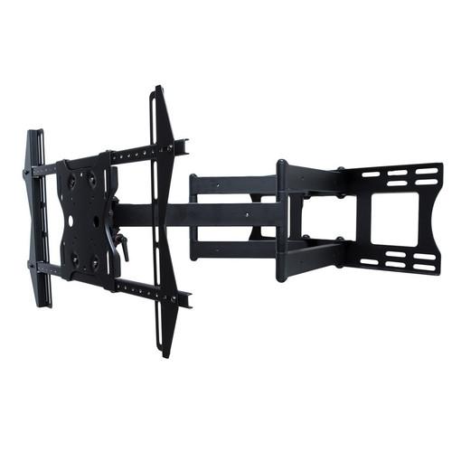"SunBriteTV 37""-80"" Weatherproof Dual Arm Full Motion Outdoor TV Wall Mount"