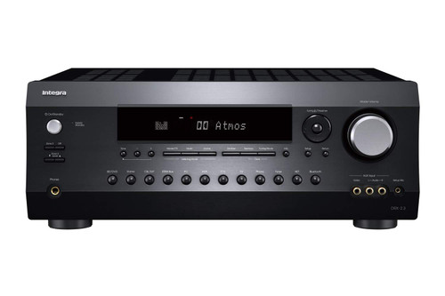 Integra DRX-2.3 7.2-Ch 4K HDR DTS:X & Dolby Atmos Network AV Receiver