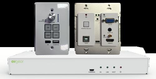 AVGear AVG-K12-VGA HDBaseT Educational Kit with VGA