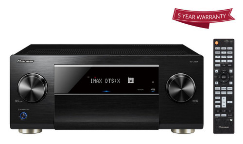 Pioneer SC-LX904 11.2-Ch IMAX Enhanced Dolby Atmos AV Receiver