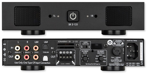 Sonance Garden Series SGS 8.1 System Including Amplifier