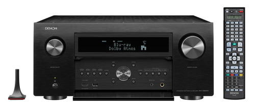 Denon X8500H 13.2-Ch 4K HDR AV Receiver with Auro-3D and HEOS Built-in